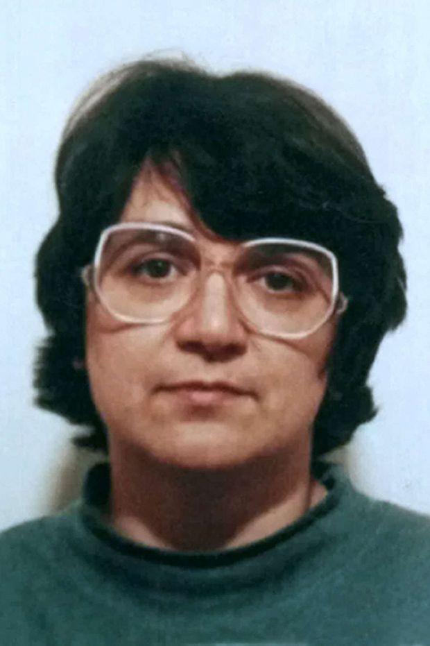 Photographie d'identité judiciaire de Rose West, en 1994.