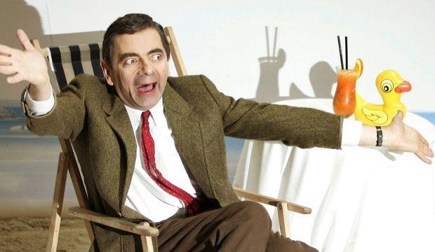 Rowan Atkinson-