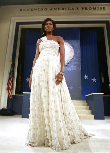 Investiture: le look de Michelle Obama décrypté