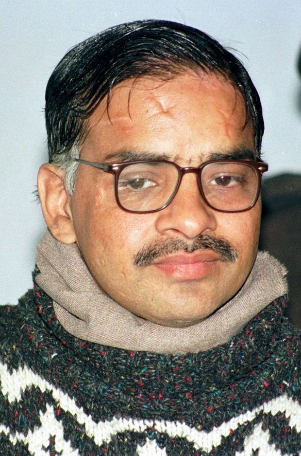 Javed Iqbal en mars 2000