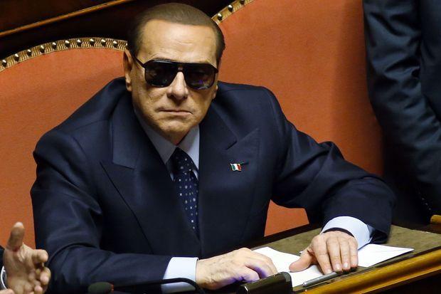 Silvio Berlusconi en mars 2013.