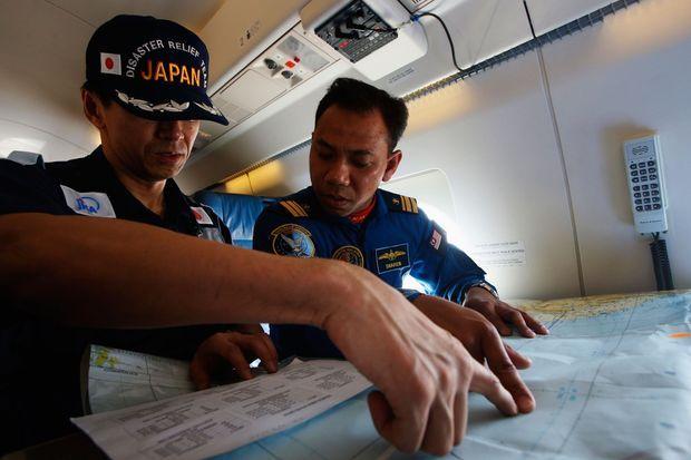 Le Japon aide la Malaisie dans ses recherches pour retrouver le Boeing 777