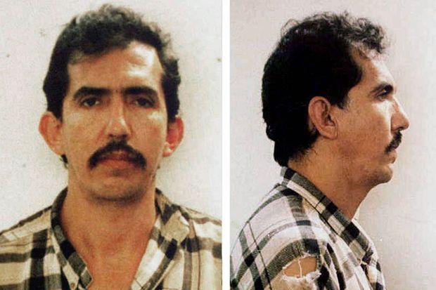 Luis Alfredo Garavito en octobre 1999
