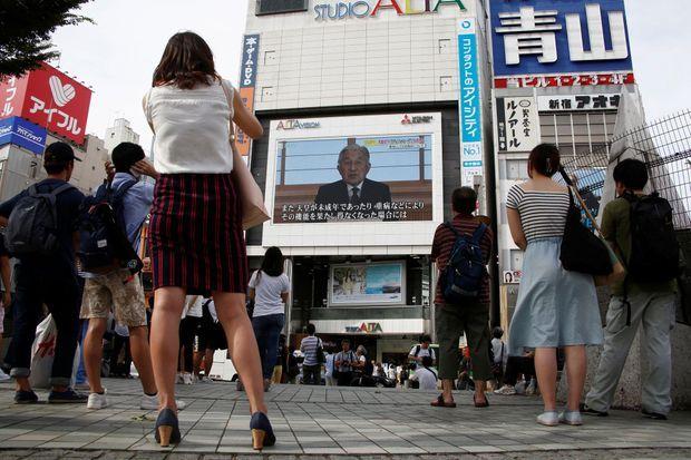 L'empereur Akihito a parlé à son peuple par la voie de la télévision, ce 8 août 2016