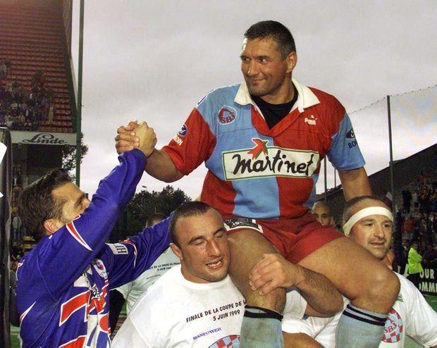 Le 5 juin 1999, Marc Cécillon disputait son dernier match de championnat avec son équipe de toujours, Bourgoin.