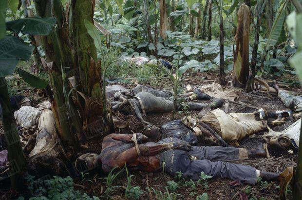 Rwanda, mai 1994.