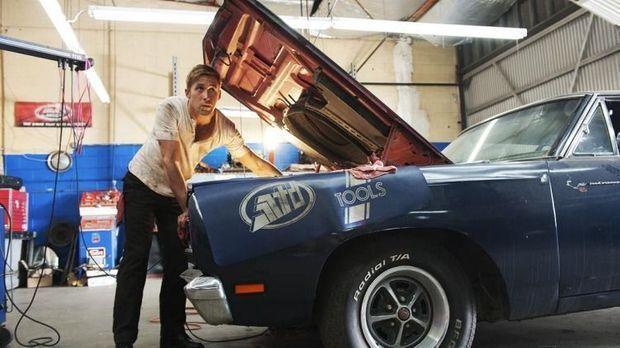 Ryan Gosling et sa Chevrolet dans