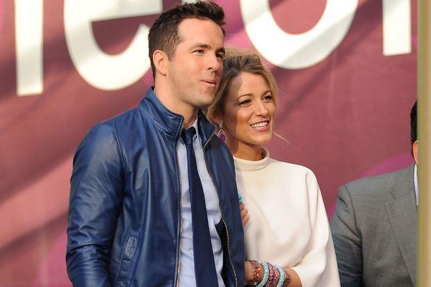 Ryan Reynolds et Blake Lively en juin 2013.