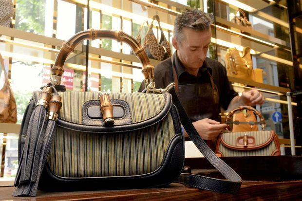 Le Bamboo, sac best-seller chez Gucci.