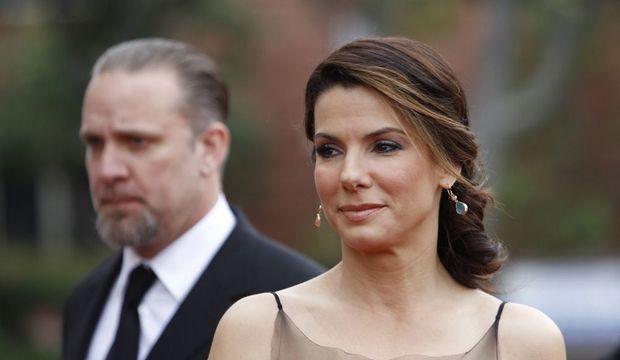 Sandra Bullock et Jesse James-