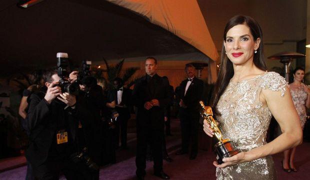 Sandra bullock Razzie Oscars doublé pire et meilleur-