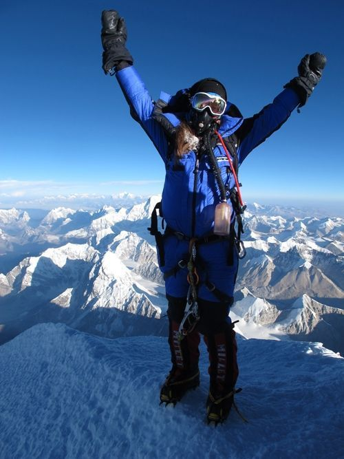 Sandra Leduc Everest-