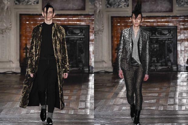 Fashion Week de Paris/Haider Achermann