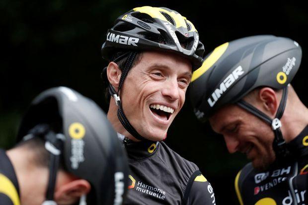 Sylvain Chavanel entame son 17e Tour de France.