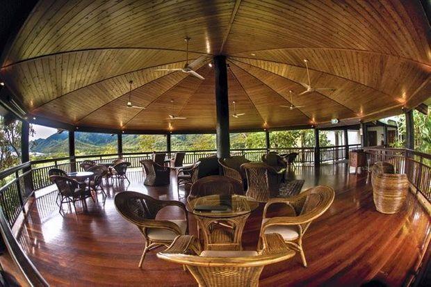 Le Rose Gums Lodge.