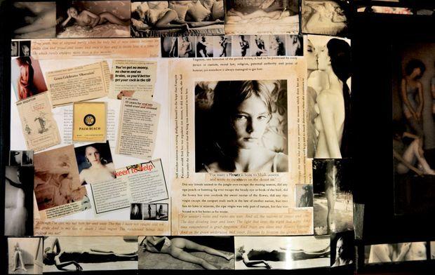 Dans un coffret fabriqué par ses soins, David Hamilton a regroupé cinquante ans de carrière agrémentés de photos personnelles. Des archives pas encore commercialisées...