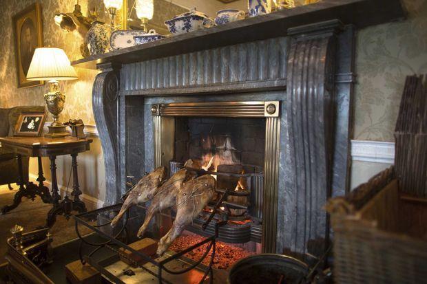 Longueville House, à partir de 95 € la nuit, petit déjeuner irlandais compris, longuevillehouse.ie.