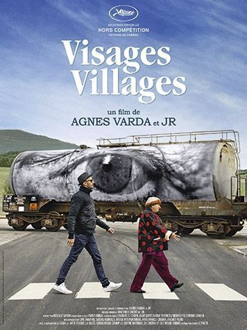 Affiche Visages Villages
