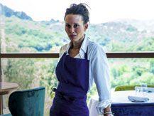 Amélie Darvas, cheffe de l'Aponem. A 29 ans, et seulement six mois après l'ouverture, elle a déjà décroché une étoile au « Michelin ».