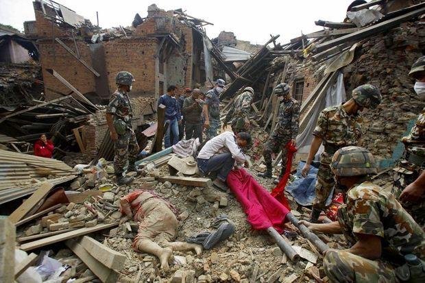 La tragédie de Katmandou.