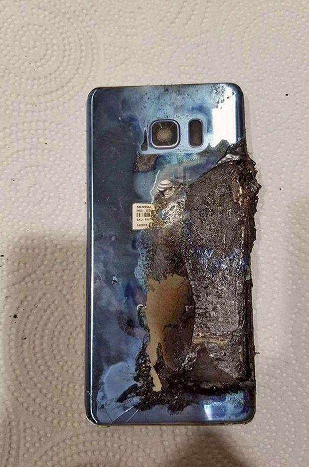 Samsung a décidé d'arrêter la production du Note 7.