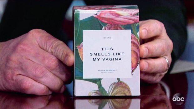 L'odeur de la provoc' : dès leur lancement, ses bougies parfumées ont été en rupture de stock.
