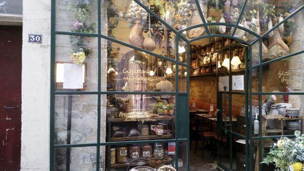 Biglove Caffè, dans le Marais, sert des pizzas sans gluten