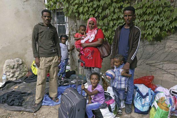 Ils sont arrivés d'Erythrée le 11 juin. Hébergés pour la nuit, ils ont disparu le lendemain, pour rejoindre la Suède, leur destination.
