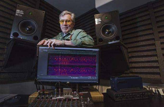 Bernie Krause, fondateur d'une science émergente, l'ambiophonie.