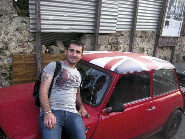 Faeeq en Syrie.