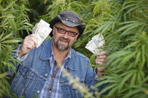 Jeff touchera des recettes confortables cette saison car la récolte est abondante.