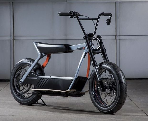 Harley-Davidson E-scooter