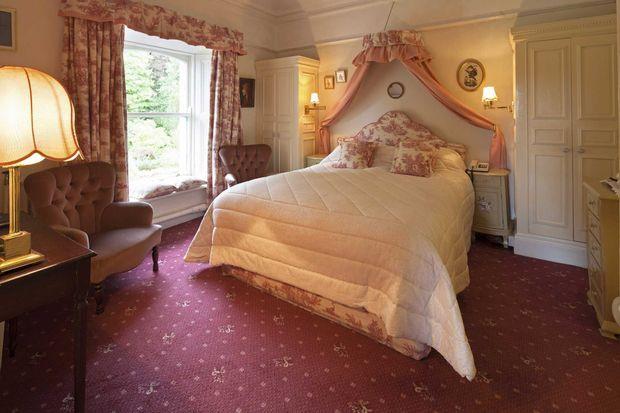 Cashel House, chambre à partir de 75 €, cashelhouse.ie.