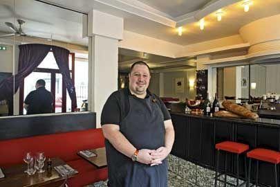 Formé chez les plus grands, Christophe Philippe est un spécialiste de la cuisine canaille.