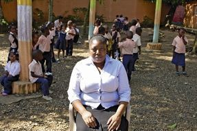 Juliana, d'origine haïtienne, a bravé les épreuves et est devenue institutrice en République dominicaine.