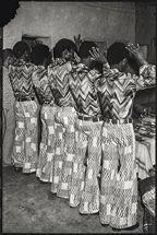 « Les très bons amis dans la même tenue », 1972