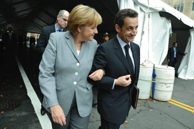 2008. A Washington, au sommet du G20 sur les conséquences de la crise financière internationale.