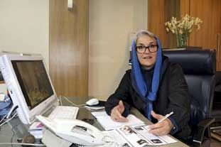 Shahla Mazandarani crée une franchise de l'école Mod'Art à Téhéran.