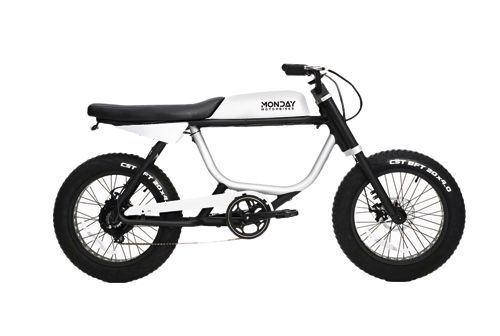 Monday Motorbike Anza