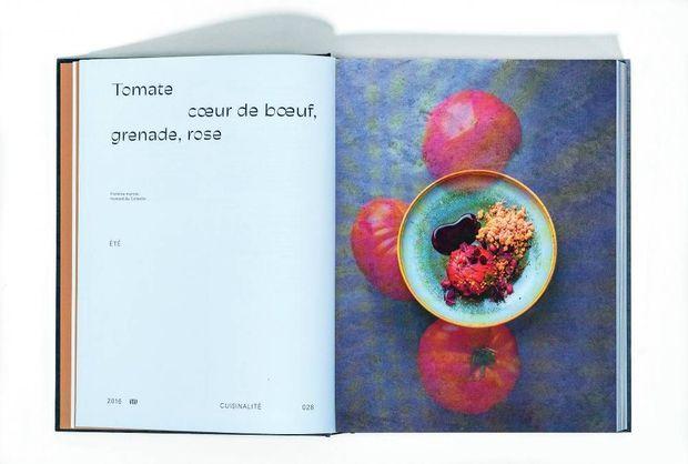 « Grand livre de la naturalité », d'Alain Ducasse, Romain Meder et Jessica Préalpato, photos Philippe Vaurès Santamaria, éd. Ducasse, 49 €.