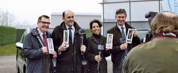 Jean-Pierre Bacri et ses collègues VRP de brosses à dents.
