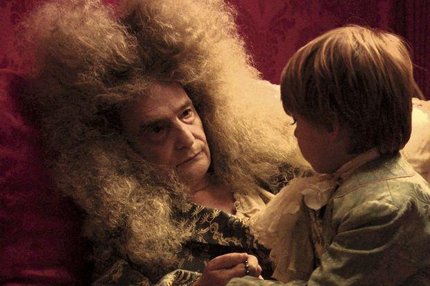 Quand le Roi-Soleil s'éteint, Jean-Pierre Léaud est majestueux.