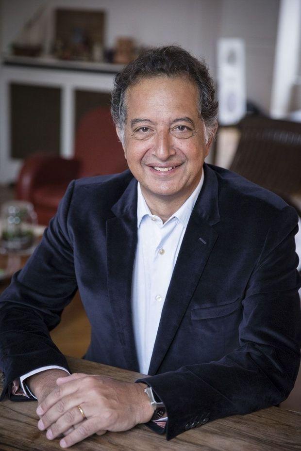 Pr André Baruchel, onco-hématologue et pédiatre à Robert-Debré