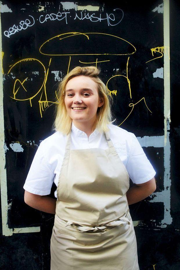 Alexia Duchêne, ex-candidate de «Top Chef», ouvre son restaurant, le Datsha, dans le Marais, à Paris.