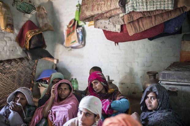 A Kherli, les femmes s'organisent, économisent, se prennent en main pour se protéger des violences.
