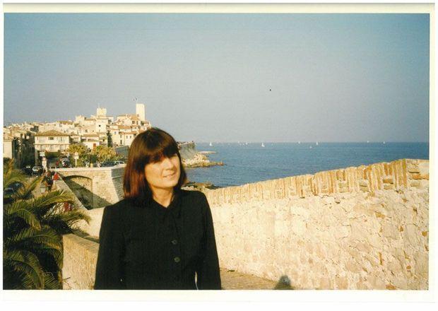 Pascale Saroléa-Boussinot, morte à 51 ans en 2004.