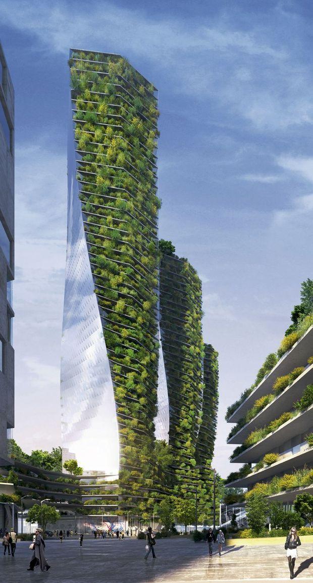 A Charenton-le-Pont, le futur écoquartier.