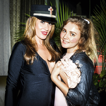 En 2013, lors d'une soirée Halloween avec la riche femme d'affaires d'origine brésilienne Jayma Cardoso, à la tête de plusieurs restos-boîtes de nuit de haut vol à New York.