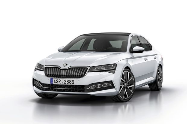 Skoda Superb iV.