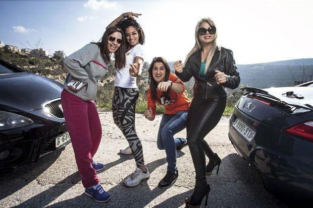 Les Speed Sisters, complices malgré la compétition.